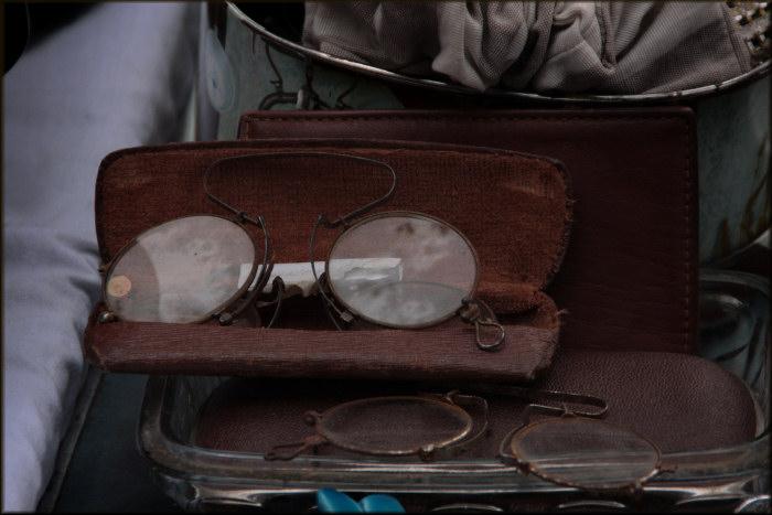 Antic Glasses