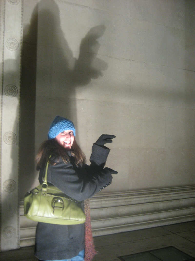 Fun with Shadow Puppets