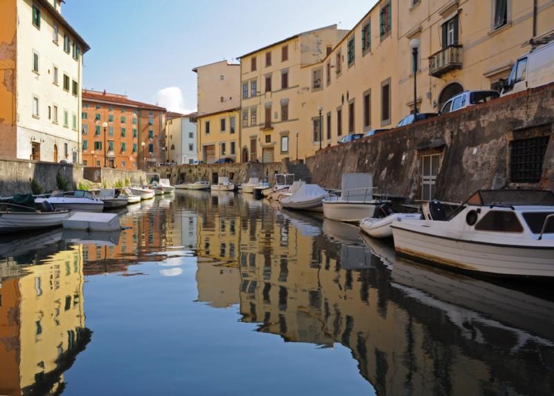 Livorno canal
