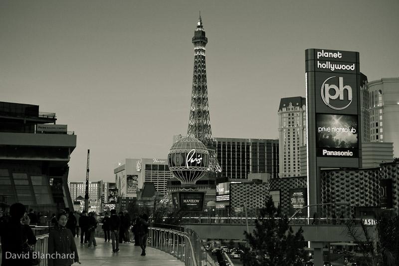 Hollywood to Paris