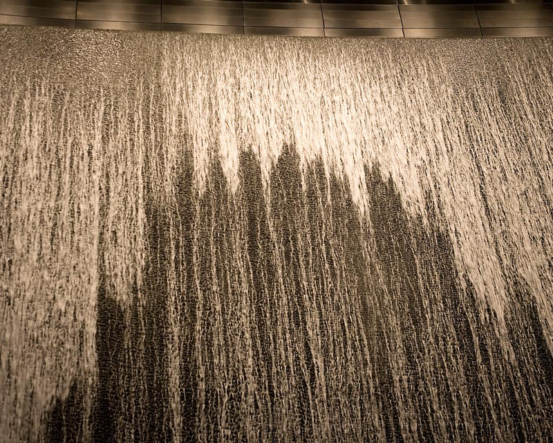 Aria Hotel - Waterfall Wall 1 & Aria Hotel - Waterfall Wall 1 photo - OrlandoGlamour Studios photos ...