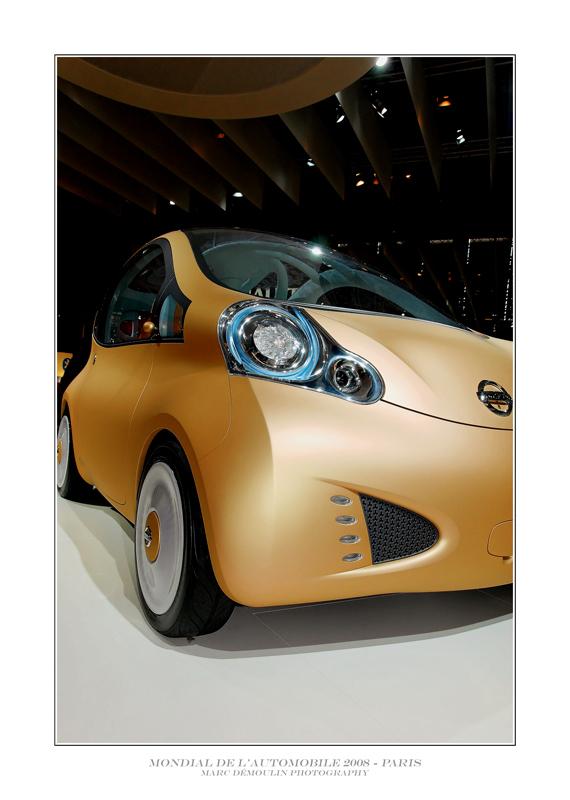 Mondial de lAutomobile 2008 - Paris 5