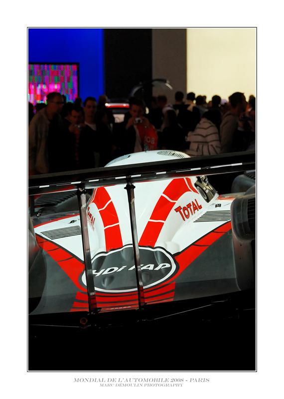 Mondial de lAutomobile 2008 - Paris 6