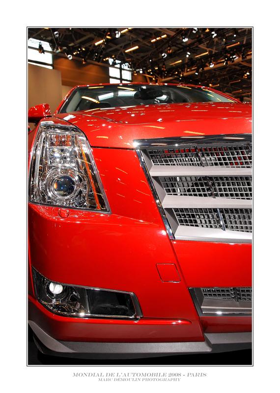 Mondial de lAutomobile 2008 - Paris 14