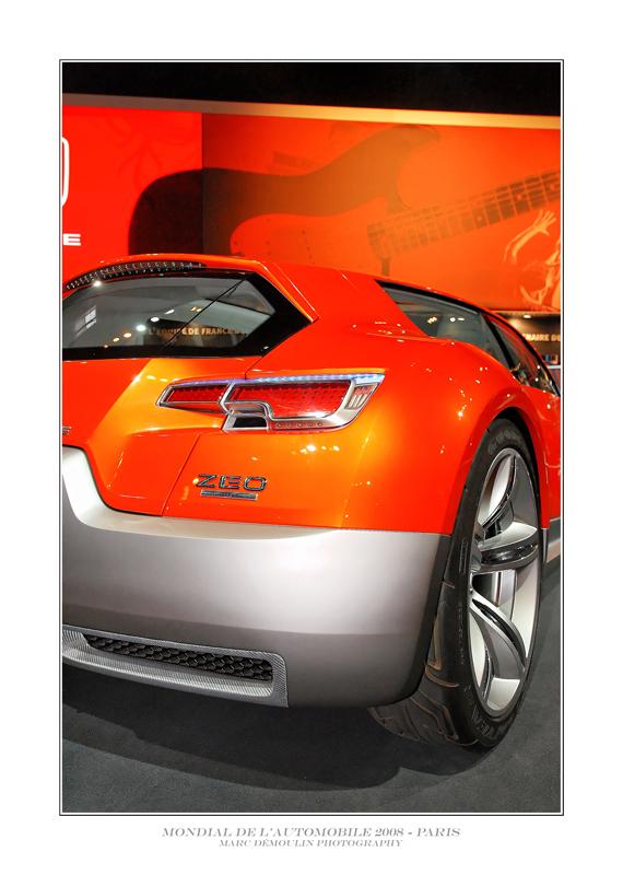 Mondial de lAutomobile 2008 - Paris 16