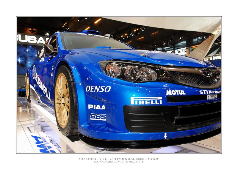 Mondial de lAutomobile 2008 - Paris 18