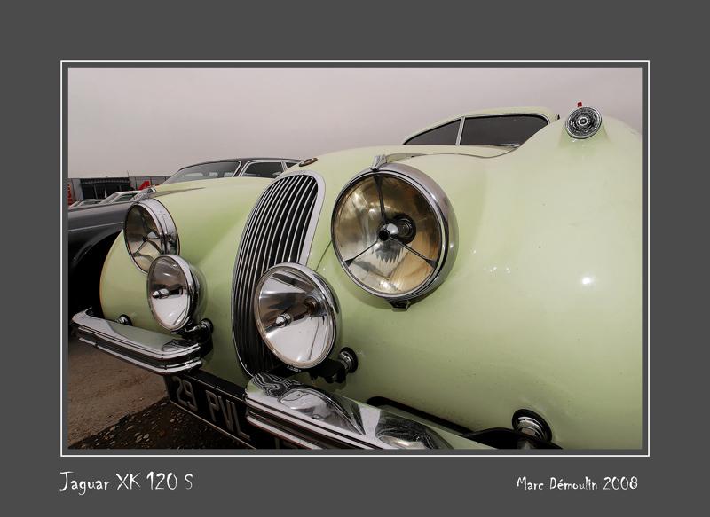 JAGUAR XK 120 S Le Bourget - France