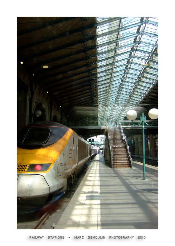 Paris Gare du Nord 2