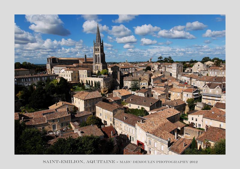 Aquitaine, Saint-Emilion