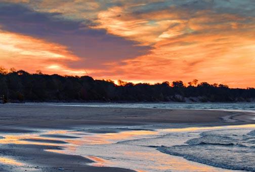 Lake Erie Sunrise 23753