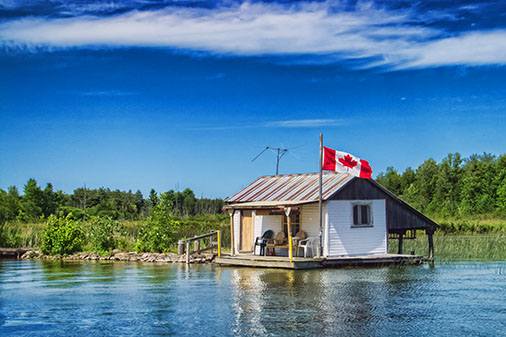 Little Cottage On The Water 20170705