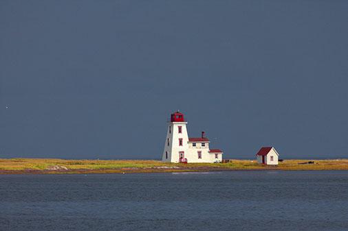 PEI Lighthouse 20120909