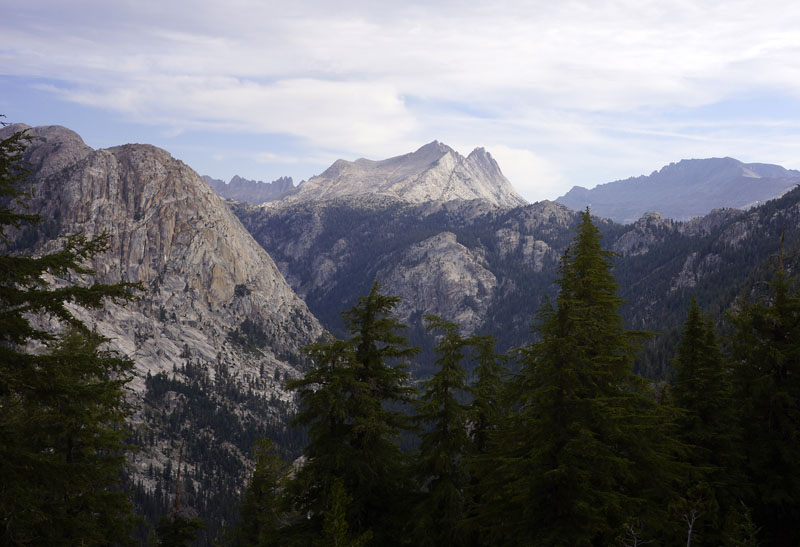 Matterhorn peak?