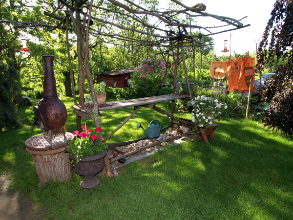 Hanging vegetable gardens for Hanging vegetable garden ideas