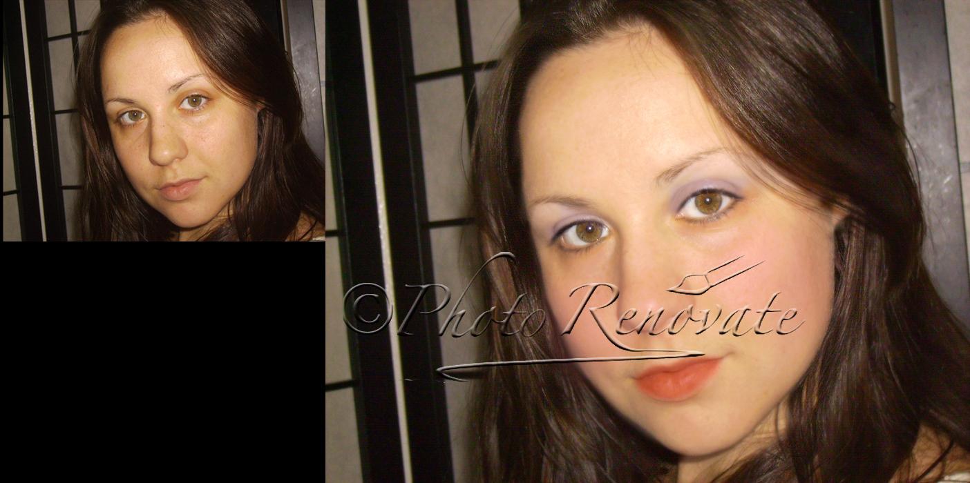 Enhancements- Digital Makeup