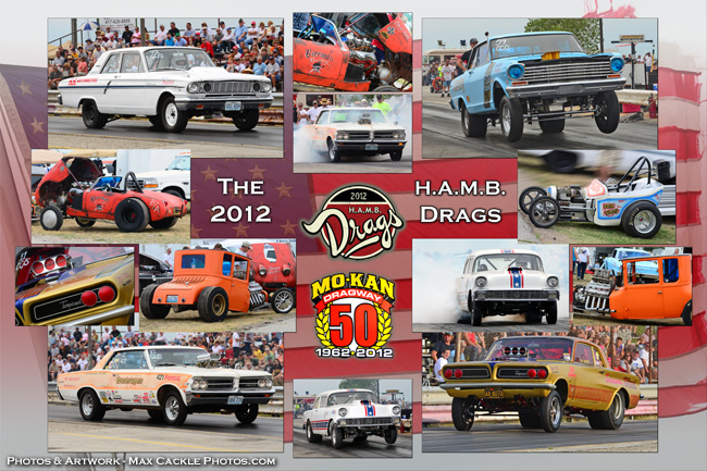2012 HAMB Drags