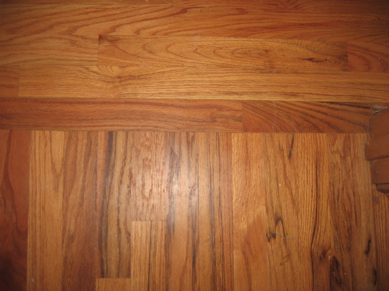 Dyi Project Hardwood Flooring Install In Hall And
