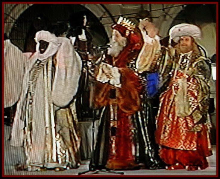 three kings, three wise men