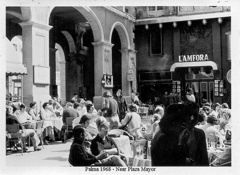 near Plaza Mayor, Palma de Mallorca