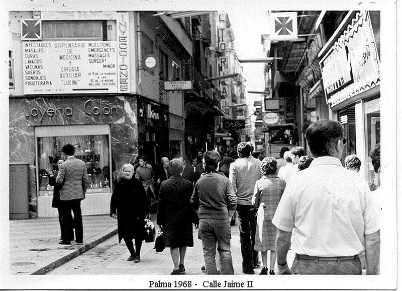 Calle Jaime II, Palma de Mallorca