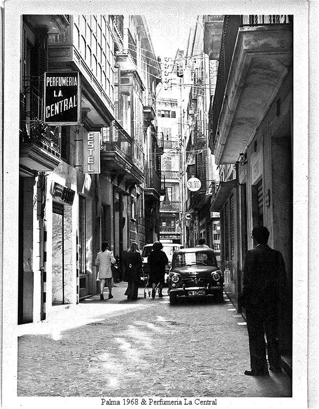 Calle Jaime II, Palma
