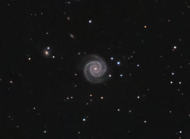 NGC 2857 (Arp 001)