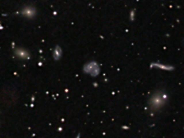 NGC 6050 & IC 1179 (Arp 272)