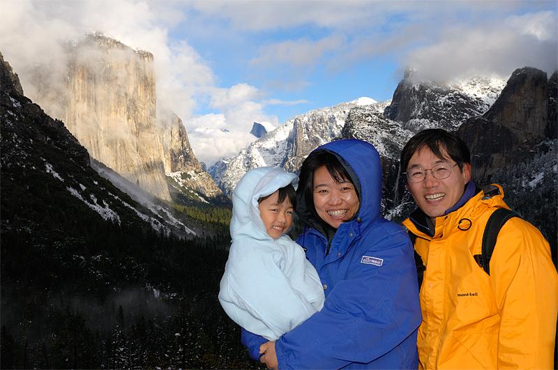 2011 Winter Yosemite