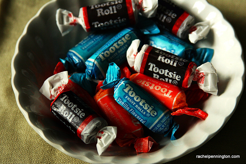 Let Me See Your Tootsie Roll