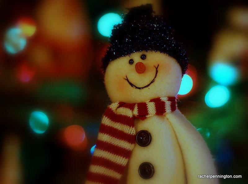 Snowman Smile