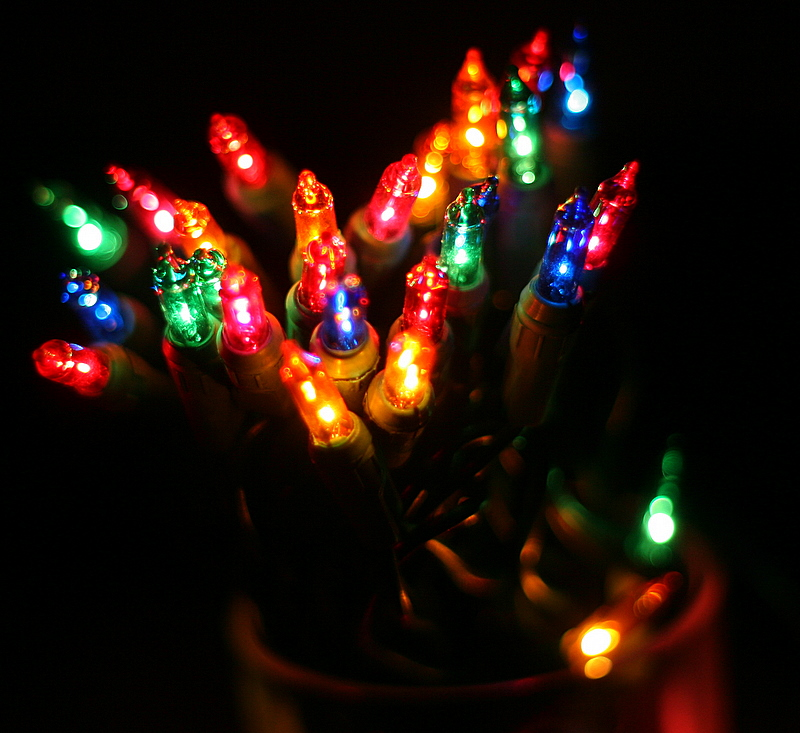 Christmas Bouquet Part Two