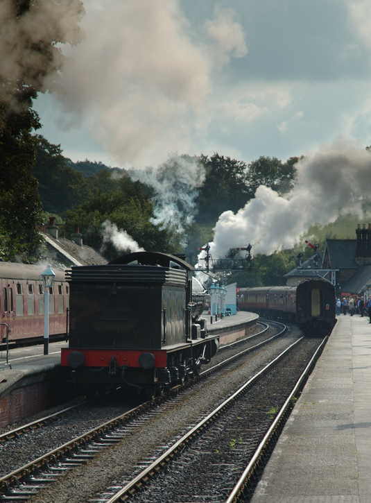 North York Moors Railway DSC_6546