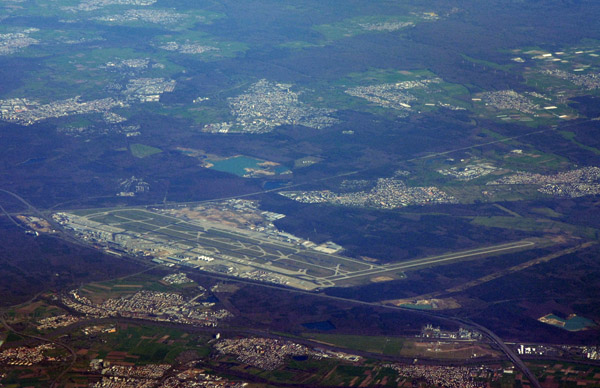 Frankfurt Airport (FRA/EDDF) Germany