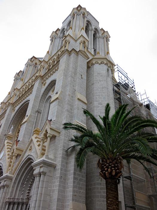 Nice/ Quand les cathédrales étaient blanches