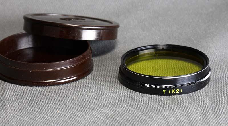 Zeiss Y (K2) Filter