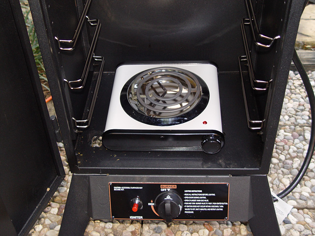 Size Hotplate For Smoker Smoking Meat Forums The