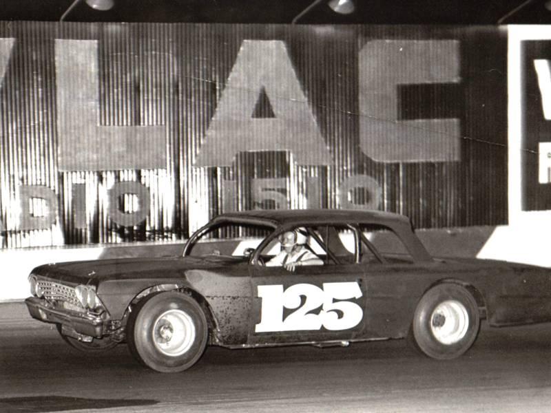 Charlie Binkley 1962 427 Chevy