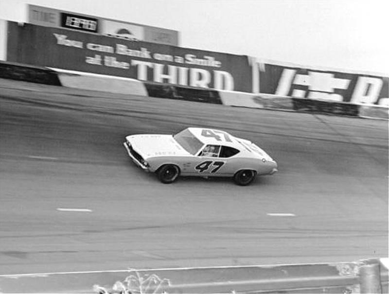 Mike Binkley 1970