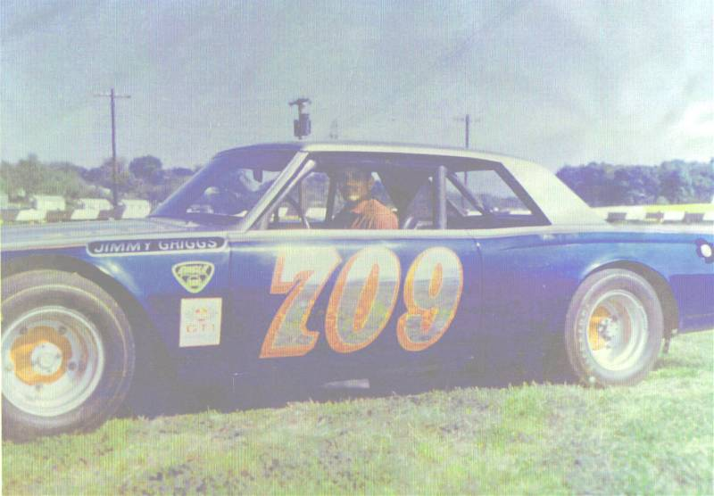 Jimmy Griggs 709 Late Model Sportsman