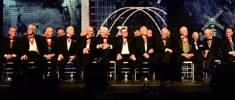 Gemini and Apollo Astronauts, Flight Directors, Cosmonauts