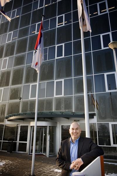 Eugène H. dHollosy - Manager Concern ICT Strukton Groep