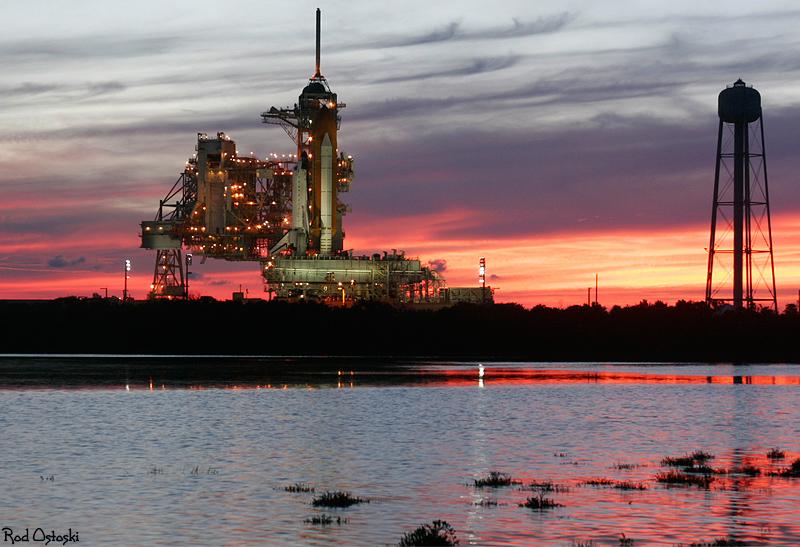Atlantis Sunset - 6965