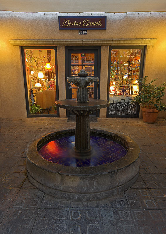 One of Several Fountains