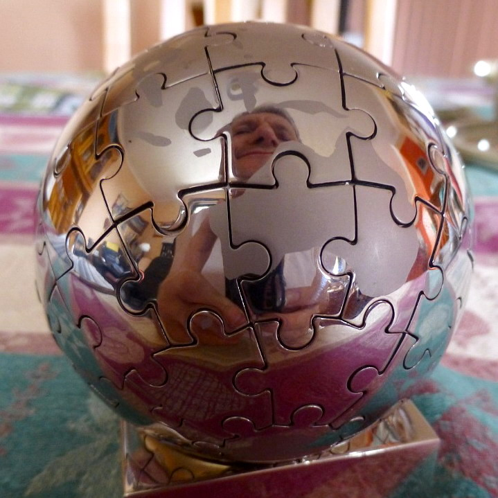 Solving the world Puzzle
