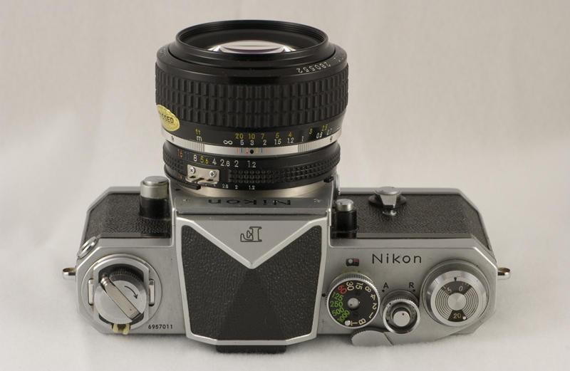 Nikon F 003