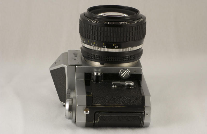 Nikon F 006