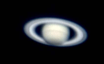 Planet Saturn 17-Jan-2004