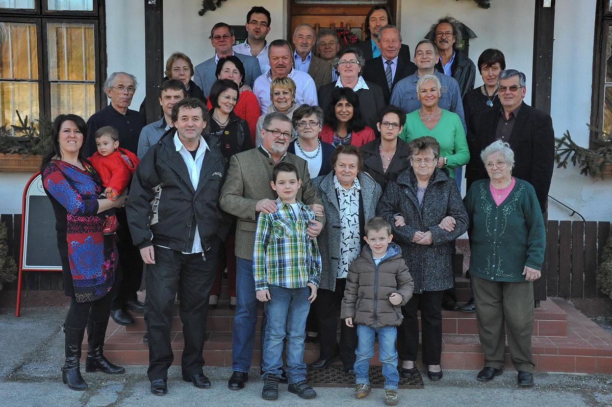 Theresia Schultner ist 90! 4. März 2013