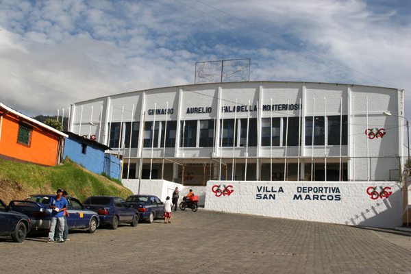 Gimnasio Municipal e Instalaciones Deportivas