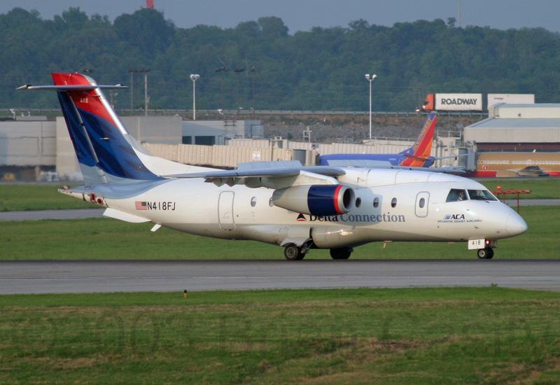 Delta Connection N418FJ